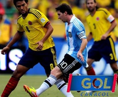 gol caracol colombia:
