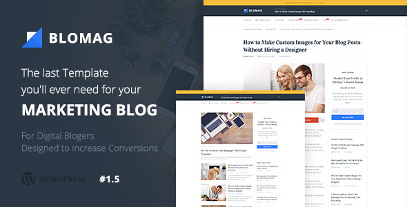 BloMag WordPress Theme