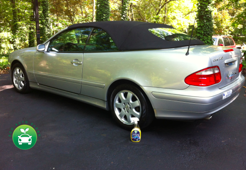 Eco auto clean waterless car wash products blog for Mercedes benz sandy springs ga