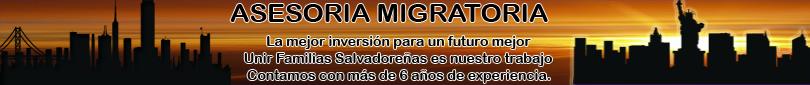 Asesoría Migratoria.
