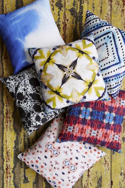 Decor and retail hippie chic shabby chic boho chic decor - Tingere tessuti divano ...