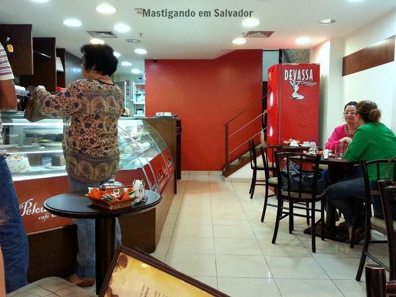 Dom Crioulo Café: Ambiente