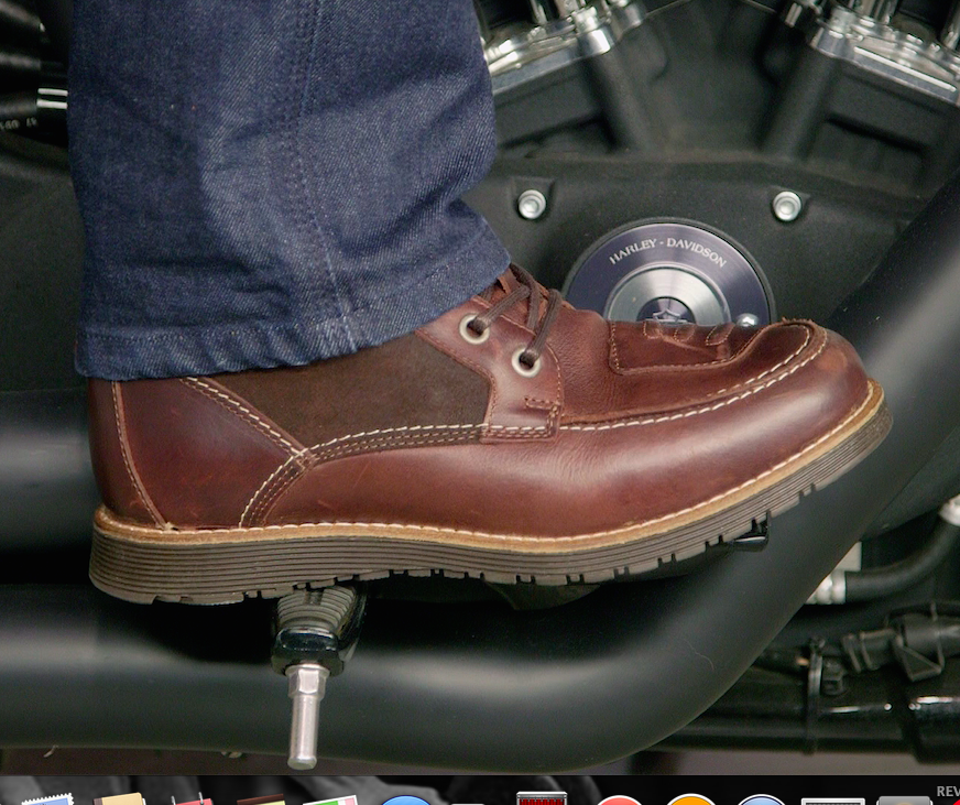 REV'IT! Royale Motorcycle Boots