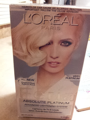 Loreal Feria Absolute Platinum