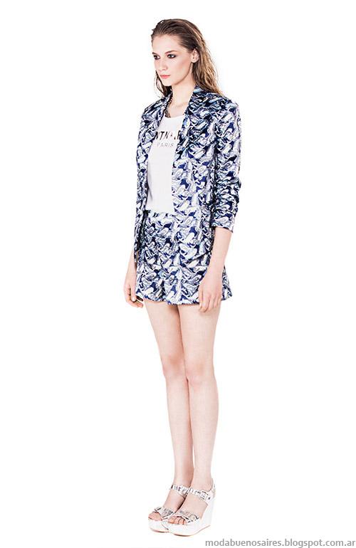 Basement primavera verano 2015 ropa de mujer.