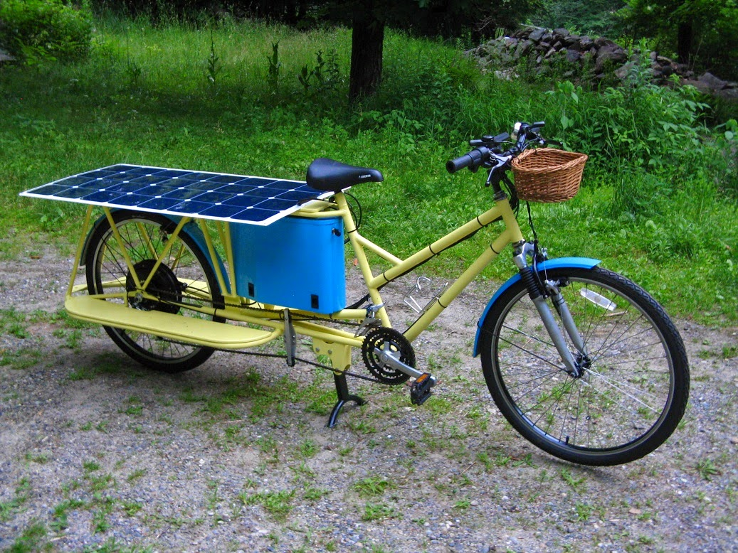My+solar+electric+cargo+bike+longtail+wi