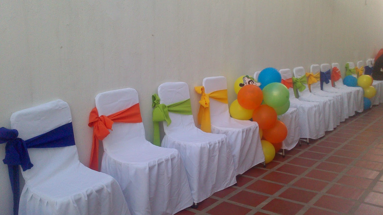 Sillas para baby shower home design ideas for Sillas para bodas