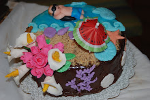 Beach Cake