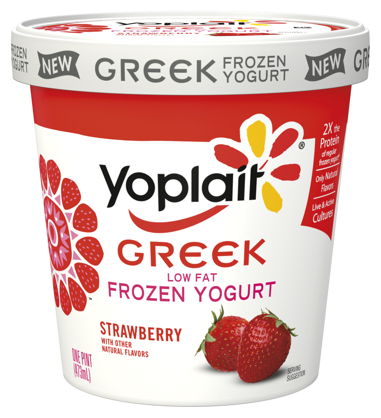 The Pioneer Apron: Yoplait Frozen Yogurt Review and Giveaway