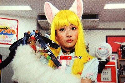 """Moegi Yumeria / """"Sexy Cat meow~"""" AkibaYellow"""