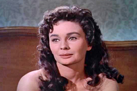 Jean Simmons Elmer Gantry 1960 movieloversreviews.blogspot.com