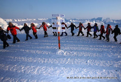 North Pole,Expedition,Arctic Sea