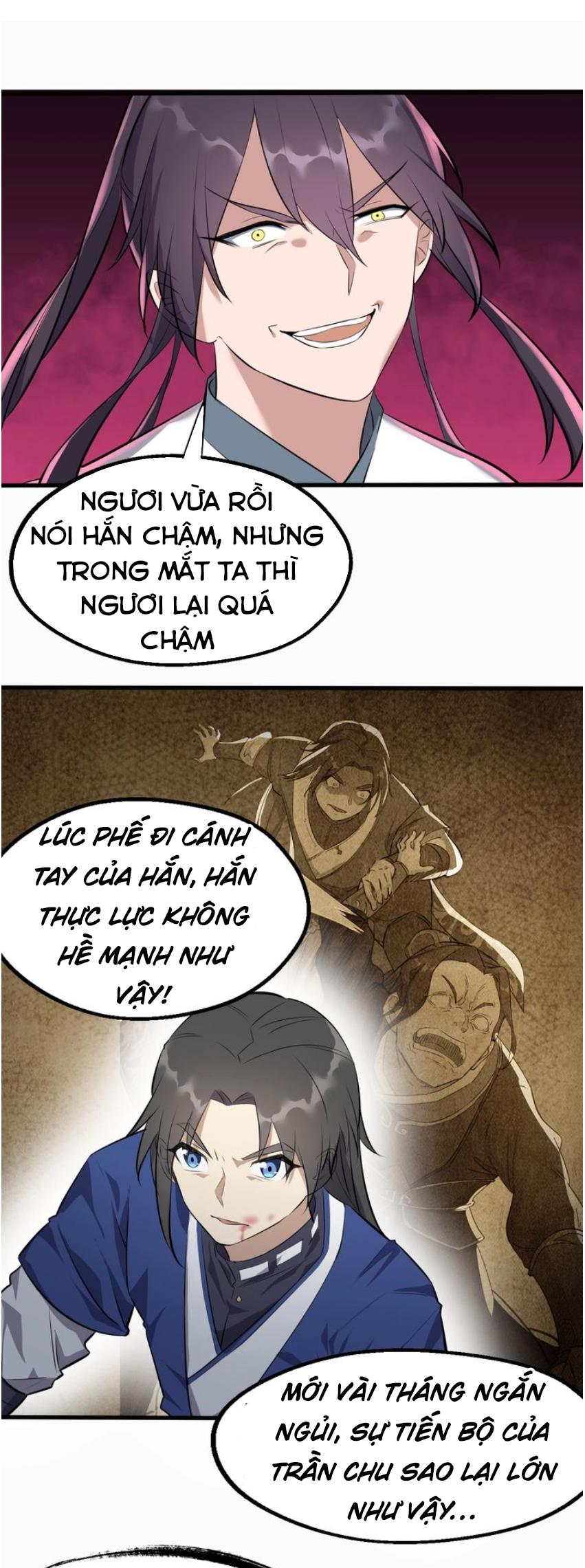 Đại Nghịch Chi Môn Chapter 31 video - Hamtruyen.vn