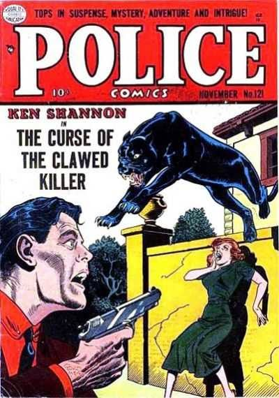 Police 121 Ken Shannon
