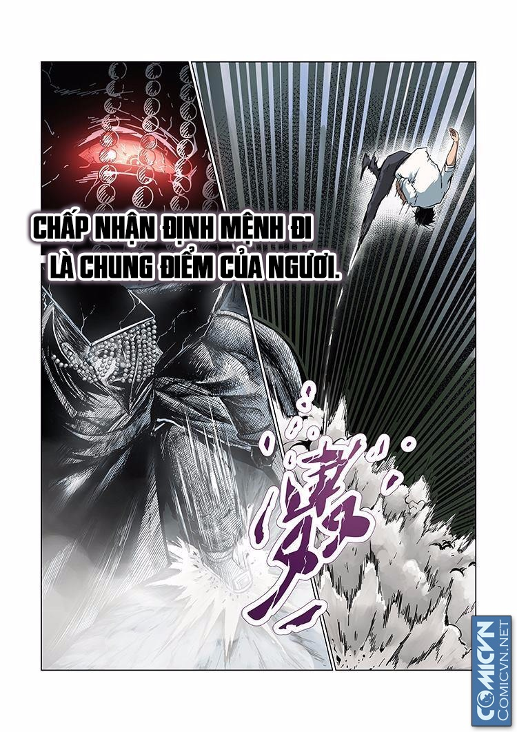 Thần Võ chi Linh Chapter 0 - Hamtruyen.vn