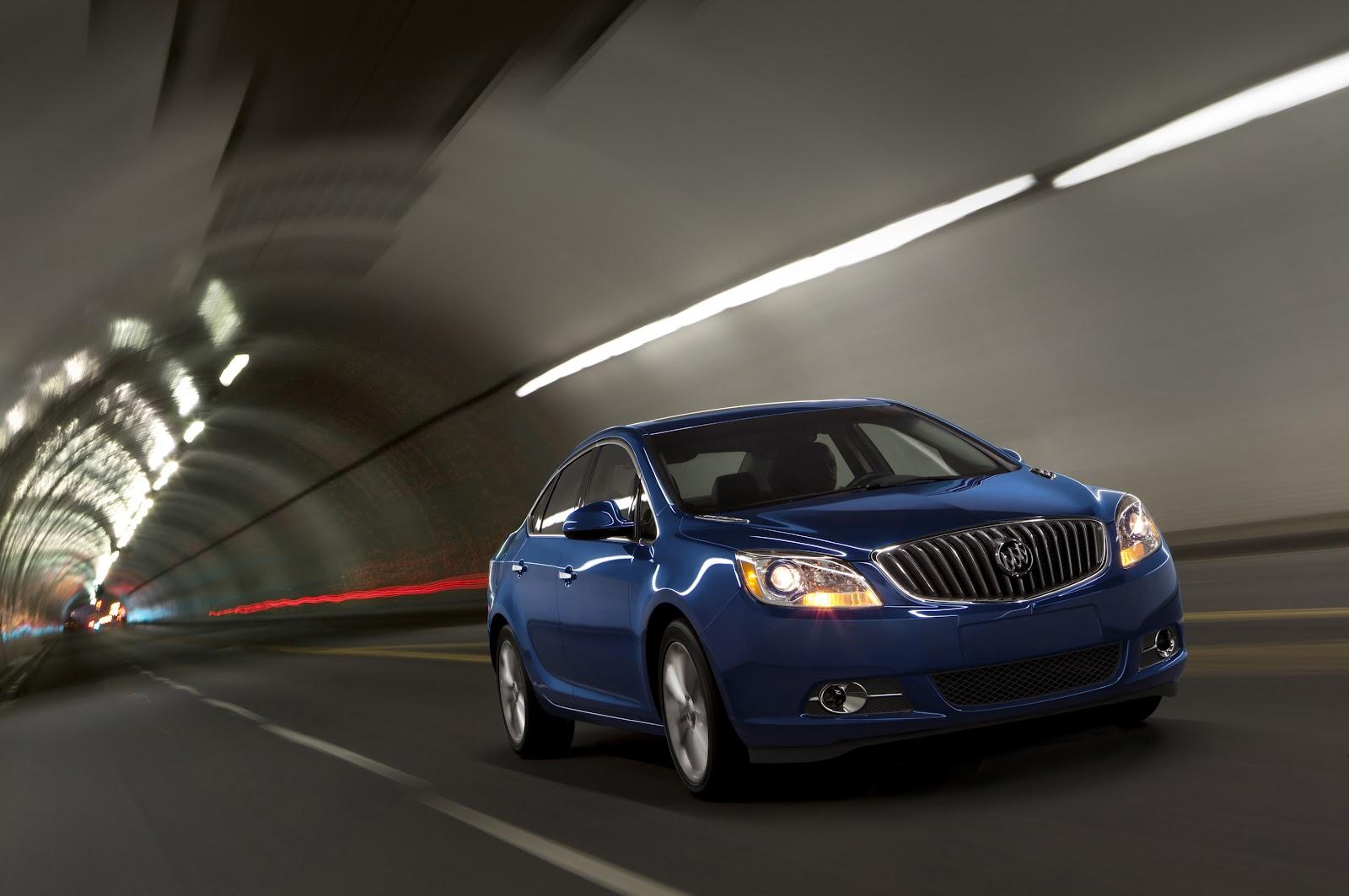 2010 - [Buick] Verano / Excelle - Page 3 2013+Buick+Verano+Turbo+2