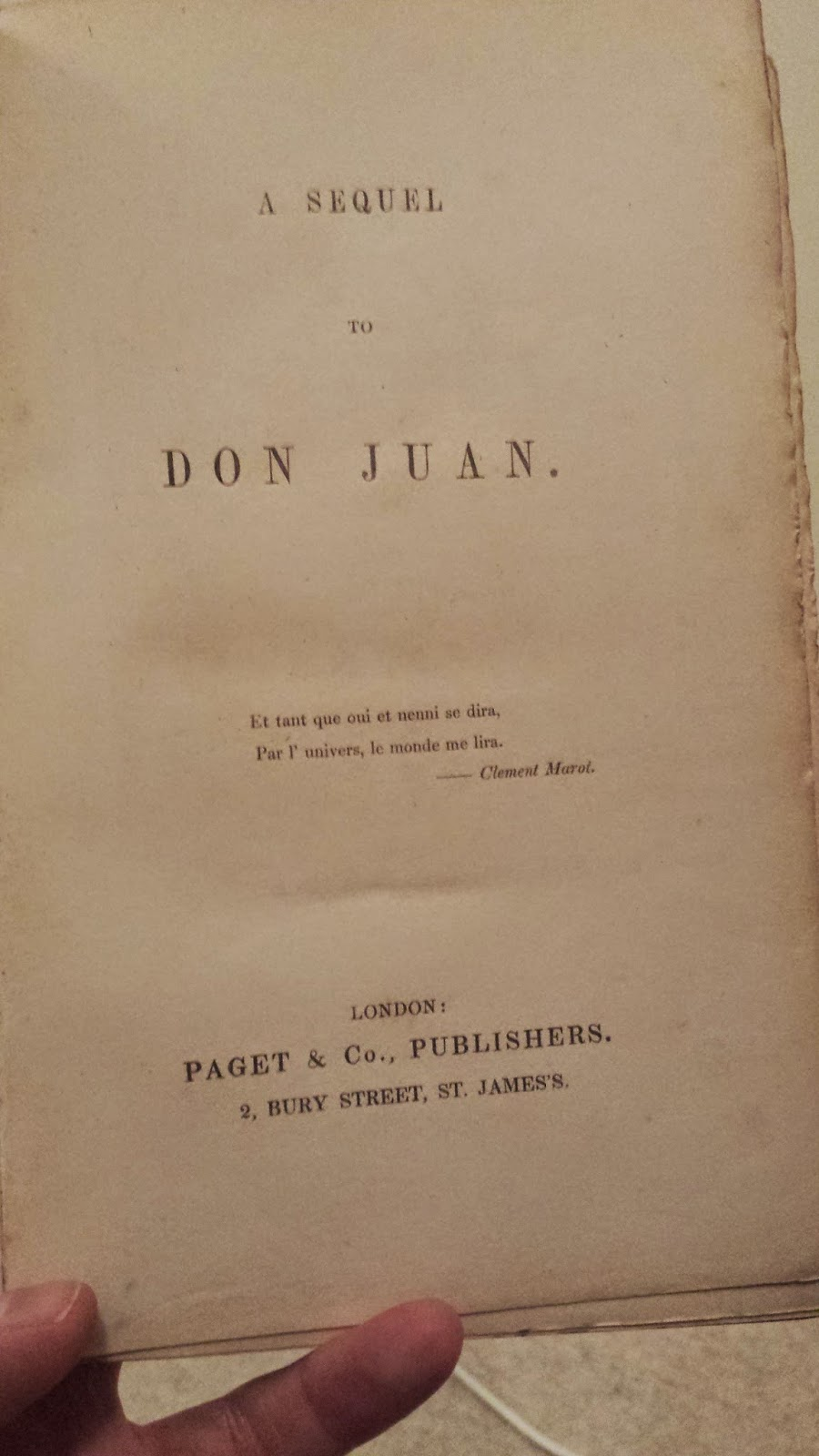 The Don Juan Myth in Iberian Galician Literature - Purdue e-Pubs
