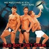 Los muchachos muertos no gritan