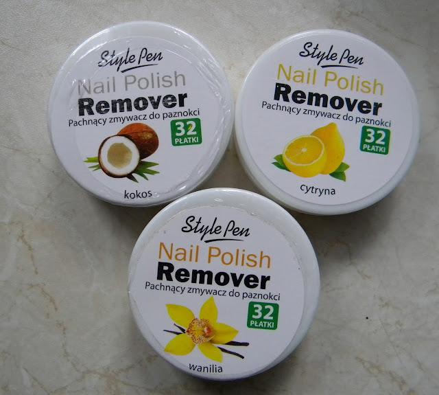 Nail Polish Remover Pads, zmywacz w płatkach (Mavala)