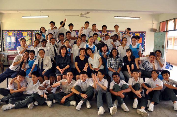 CF of SMKSJ