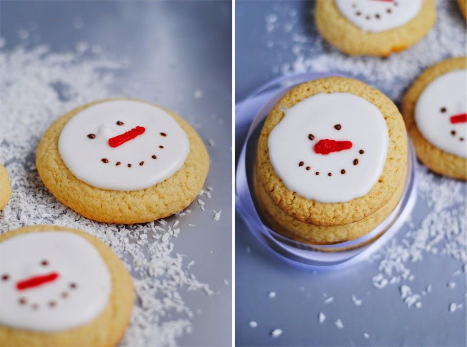 Maślane ciasteczka na święta