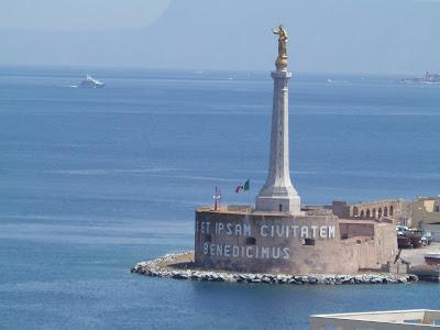 Madonnina del porto Messina