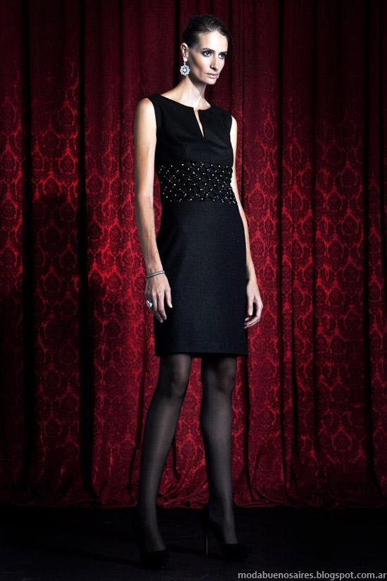 Solo Ivanka 2013 moda invierno vestidos