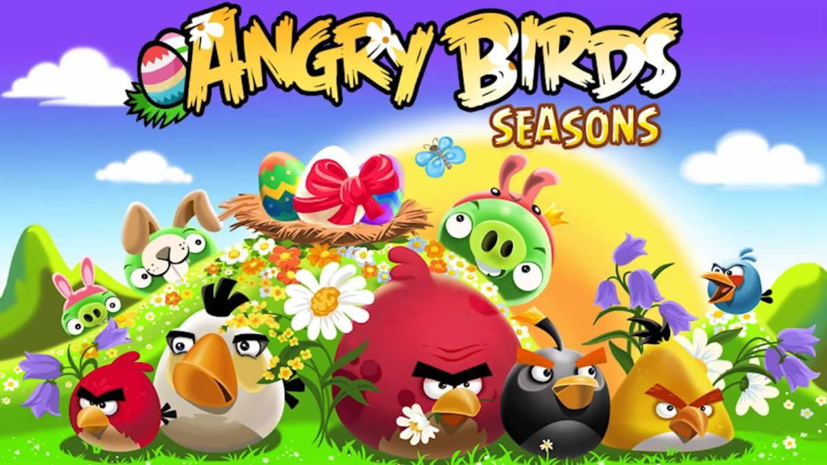 Imagens Angry Birds Fotos E Screenshot