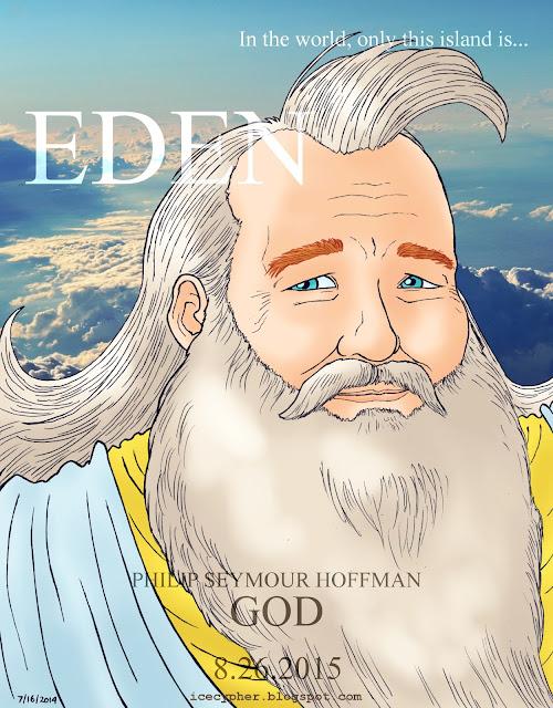 Eden, God