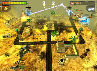 download game gratis Air Shark 2
