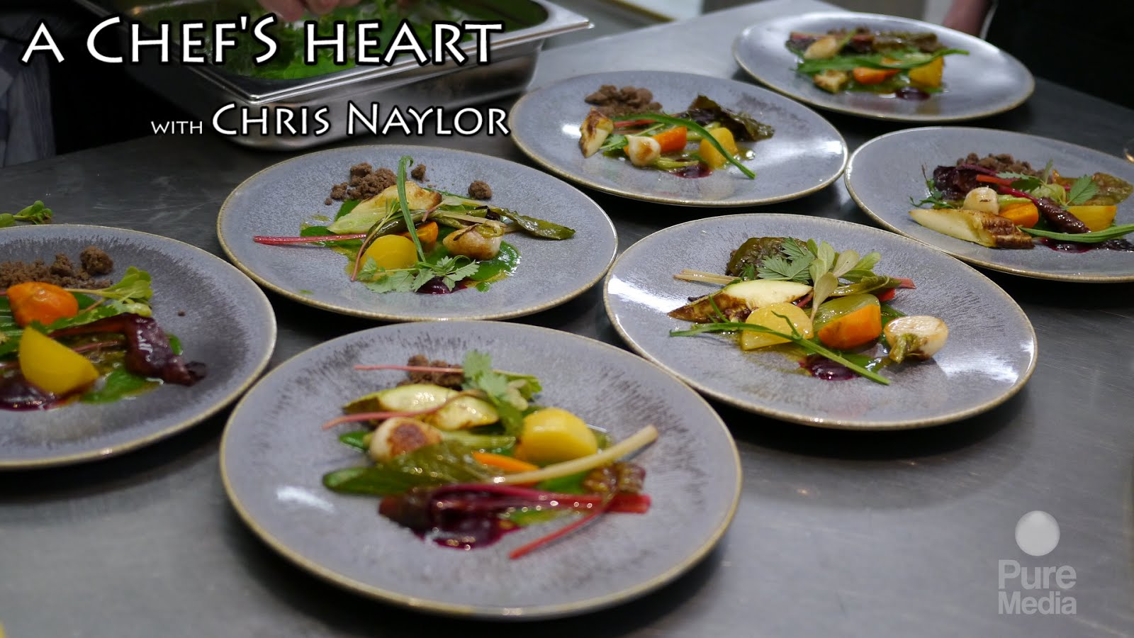 .A Chef's Heart