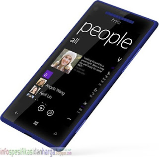 Harga HTC 8X C620e (Accord) Windows Phone Terbaru 2012