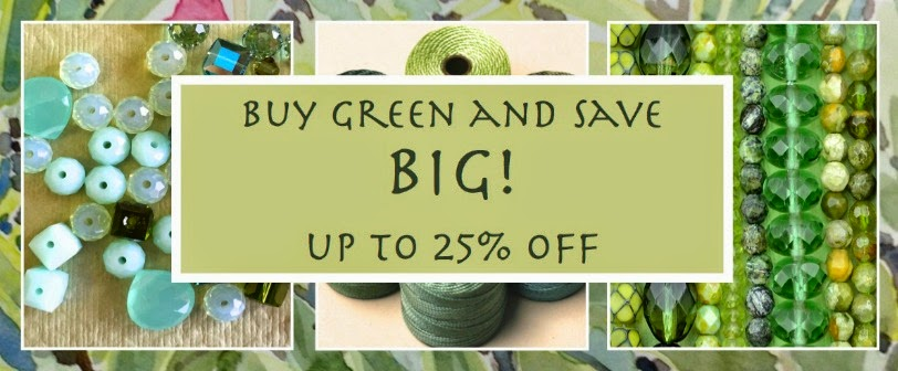 http://beadshop.com/products/beads/closeouts/green-sale