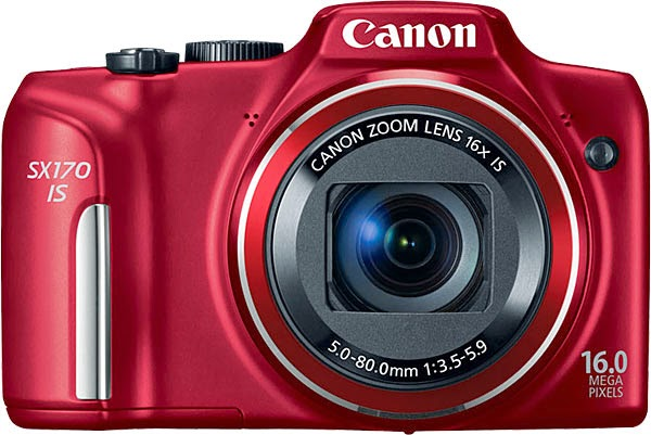 Foto Canon PowerShot SX170 IS 16MP Kamera  Pocket Murah Harga Terbaru