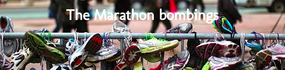 The Marathon bombings