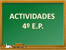 Actividades 4º