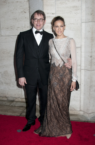 sarah jessica parker and matthew broderick 2011. Sarah Jessica looked