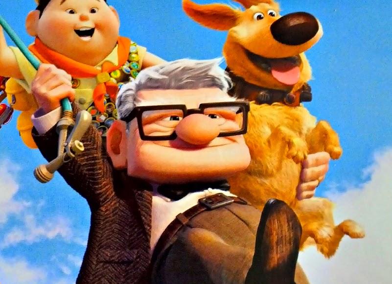 Up, Pixar S.A