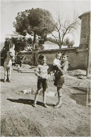 Leganes en blanco y negro - Retratos de vecinos II