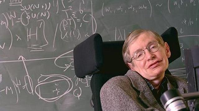 Ο πολυδιαφημισμένος  ΨΕΥΤΟ-Επιστήμονας μαριονέτα  Στίβεν Χόκινγκ: «Τα ρομπότ τεχνητής νοημοσύνης θα αντικαταστήσουν πλήρως τον άνθρωπο»