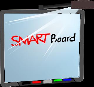 Smartboard clipart image