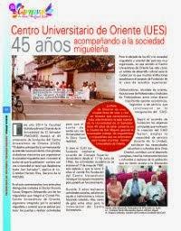 Reportaje Revista Nueva Época