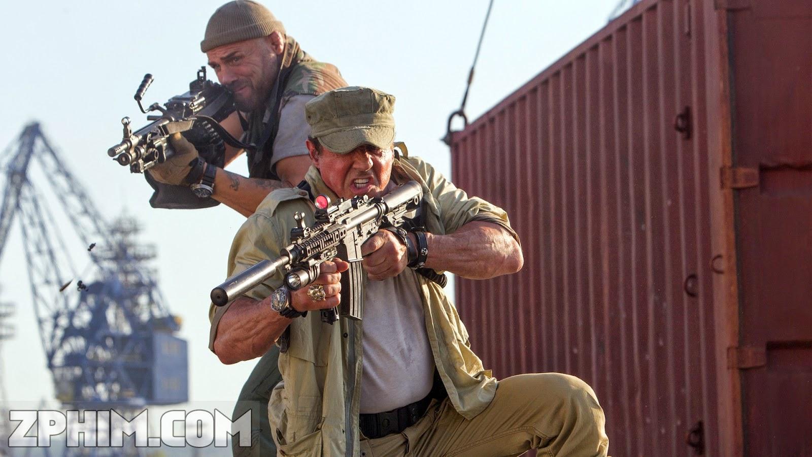 Ảnh trong phim Biệt đội đánh thuê 3 - The Expendables 3 2