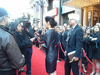 sandra oh canada's walk of fame