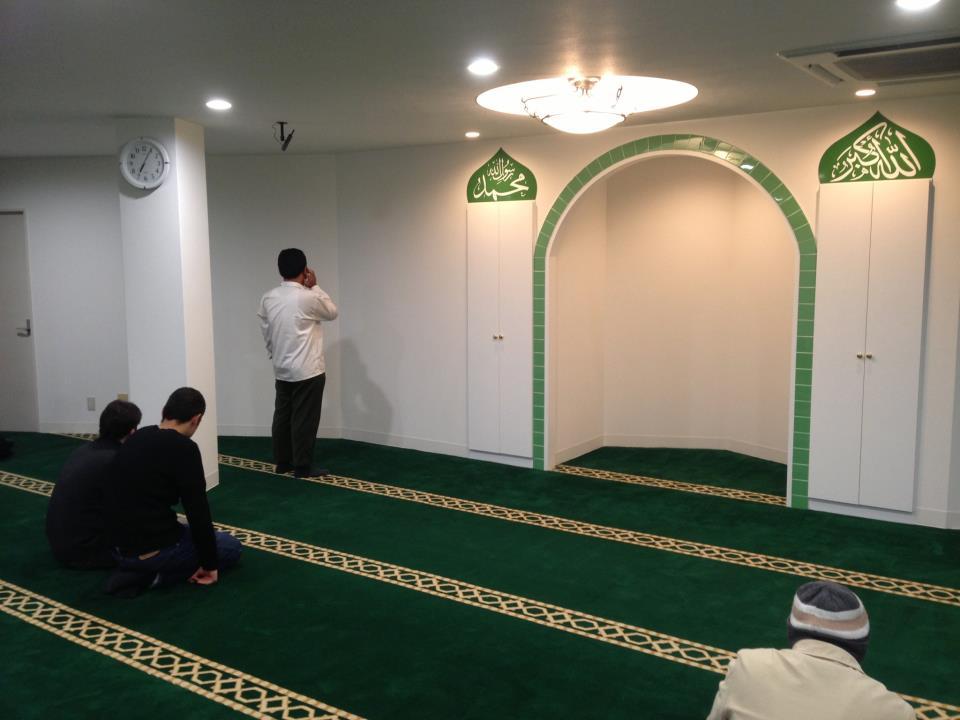 مسجد كوماموتو كيوشو جنوب اليابان