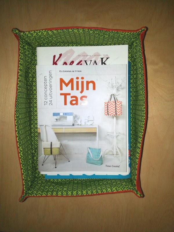 Volgend project met ByAnnie's soft and stable komt uit dit boek.