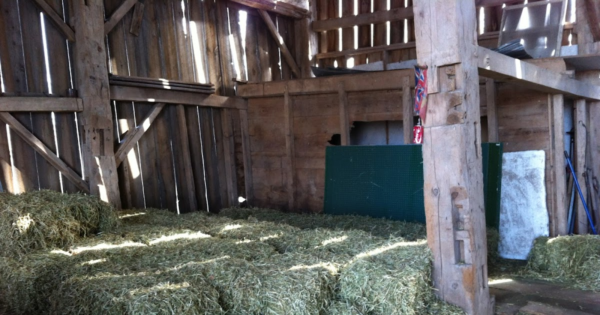 Hick Chic Making The Best Of An Old Barn Part 1 The