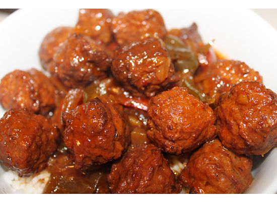 ... Happily Ever After: *Slow Cooker Scrumptiousness* Hawaiian Meatballs