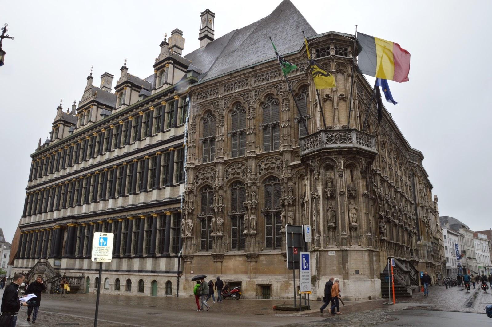 Municipio di Gand