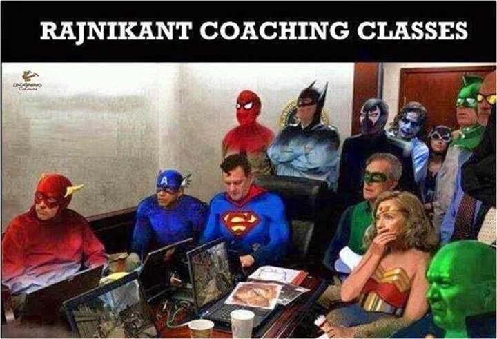 Rajnikant Coaching Classes - Desi Unit - Desi Stuff